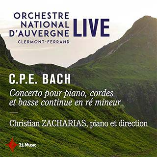 ONALIVE-CPEBach