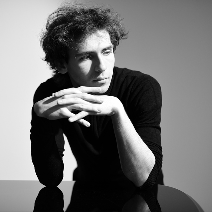 Alexandre Kantorow (c) Sasha Gusov