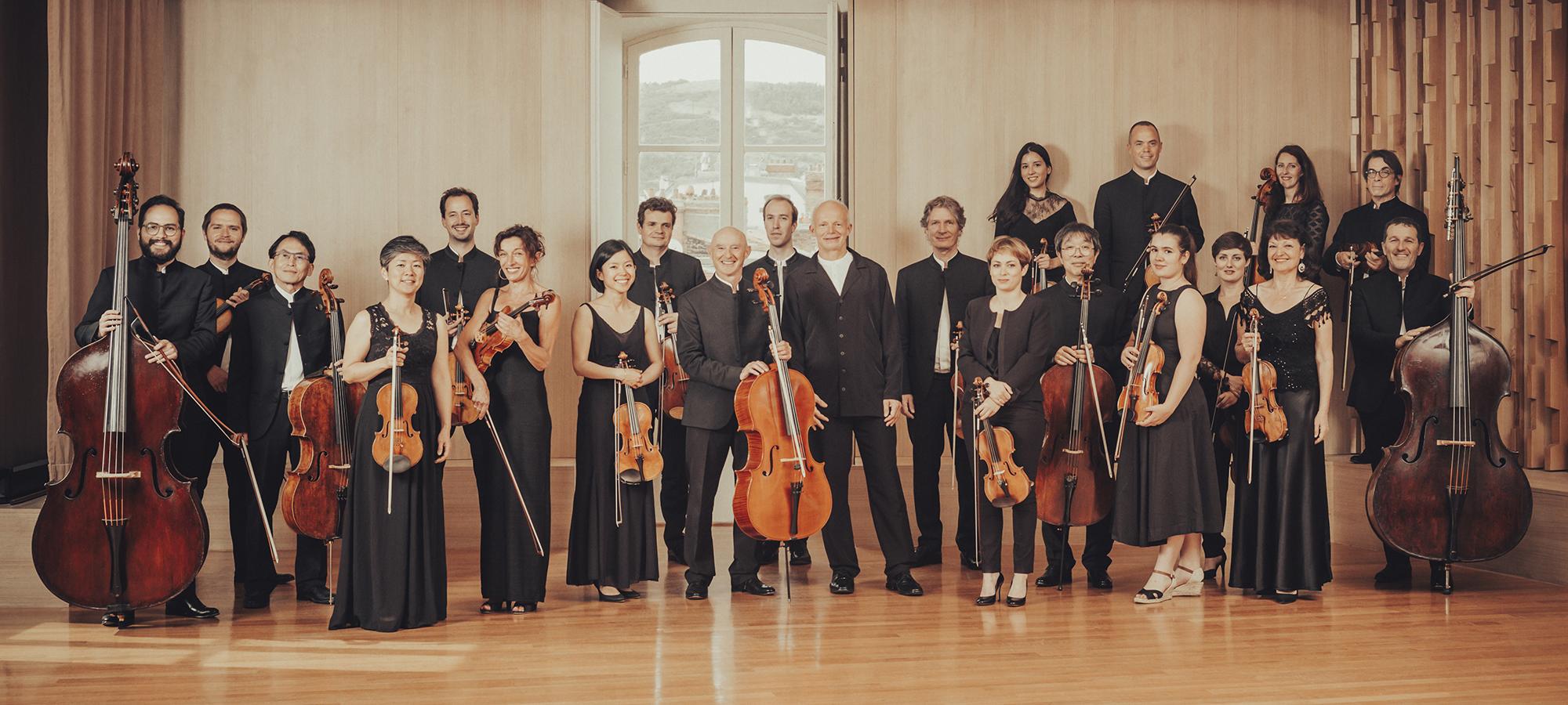 Orchestre national d'Auvergne + Thomas Zehetmair ©Ava du Parc - J'Adore ce que vous faites